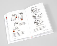 A Pug's Guide to Etiquette $14.95-I want this but can't find it...help ;)