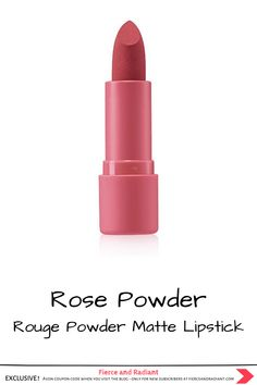 The Rouge Powder Matte Lipstick glides on smoothly with a weightless powder finish. Try it in Rose Powder! Brought to you by Avon x The Face Shop. Click to see all 6 K Beauty cosmetics products Avon is adding to their lineup. ~ EXCLUSIVE Avon coupon code when you visit the blog ~ Save money with my exclusive discount - only for new subscribers! ~ #koreanmakeup #kbeauty #thefaceshop #rougepowder #matte #pinklipstick #dustypink #avonmakeup Powder Matte Lipstick, Matte Lipstick Brands, Pink Lipsticks, Tattoo Station, Gradient Lips, Green Lips, The Rouge, Orange Lipstick, Lip Primer