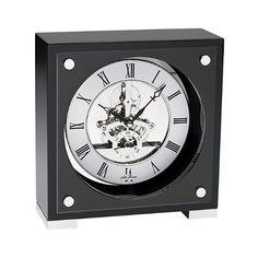 """Skeleton clocks. Timeless and a very cool gift for that """"how to"""" person in your life."""