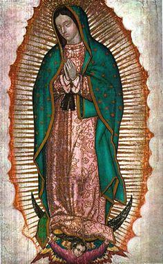 Virgen de Guadalupe Images