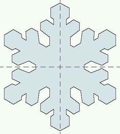 Resultado de imagem para molde fractais de gelo