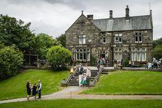 Hargate Hall wedding venue in derbyshire