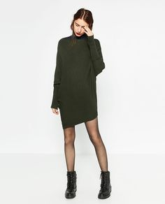 Image 1 of OVERSIZED SWEATER from Zara