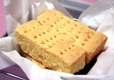 "Gale Martin shares an heirloom recipe: Nana's authentic Scottish shortbread >>> ""This recipe is the best in the world. Forget all those chi-chi shortbreads with rosemary, rosewater, and god-knows-what(Butter Scotch) Cookie Desserts, Just Desserts, Cookie Recipes, Dessert Recipes, Shortbread Recipes, Shortbread Cookies, Scottish Recipes, Christmas Cooking, Baking Recipes"