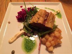 Forrettabarinn (starters) tapas bar, pricey, horse, lamb, tasting menu -  Reykjavik