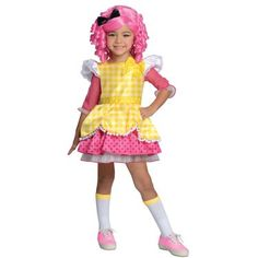 88416d9ae5b 8 Best Lalaloopsy Costumes images | Children costumes, Infant ...