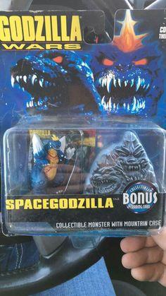 1995 Godzilla Trading Card # 46 Battle Japanese Trading Collection