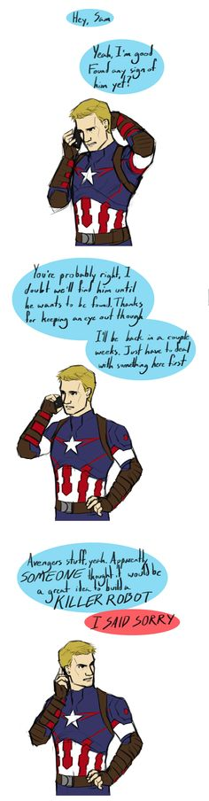 This is what happens in AoU. I accept no other reality.
