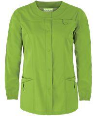 UA Butter-Soft STRETCH Scrubs Snap Front Jacket