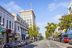 #TBT Take a look at the Gaslamp Quarter in San Diego