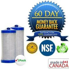 """Green Filter for Frigidaire 218904501 NSF Certified Refrigerator Water Filter... . $15.95. Help save the environment with this eco-friendly """"green"""" filter that is an original equipment replacement. Compared to conventional carbon-based filters, Swift Green filters are environmentally friendly. Conventional carbon filters are produced by a burning process called open pit charring which release pollution and greenhouse emissions into the air. Swift Green filter components are ..."""
