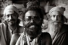 Many sadhus take life a lot easier than tradition dictates.