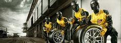 Du jaune, du noir, de l'innovation, de l'élégance et de la qualité sont réunies dans les #pneus de la marque #Dunlop. Parmi les leader mondiaux en matière de pneumatiques Dunlop ne cesse de se développer. Découvrez leurs produits : http://www.1001pneus.fr/Pneus-Par-Marque/DUNLOP.html