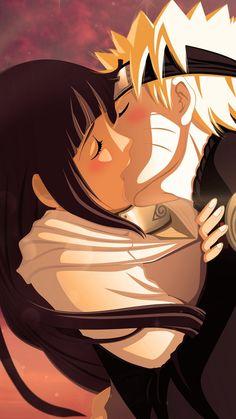 Naruto e Hinata Naruhina♡ Naruto Shippuden Sasuke, Naruto Kakashi, Anime Naruto, Naruto Comic, Naruto Girls, Wallpaper Naruto Shippuden, Naruto Cute, Naruto Couples, Hinata Hyuga