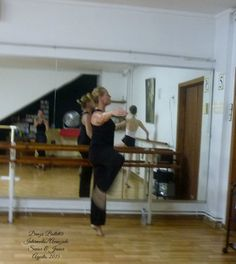 Danza clásica Vagánova Clases de nivel Básico/ Intermedio/Avanzado  Estudio Danza Ballet® Barcelona