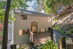 5935 BALBOA DR, OAKLAND, CA 94611 - $632,000 / beds: 3 / baths: 2 Full,1 Partial - Private location in the trees with an additional lot to the right included in the sale to keep privacy. Lots of decks and yard area around the home. Refinished hardwood floors, new carpets, bright morning sun light. Beautiful kitchen and breakfast area, 4 bedroom or office,detached on first level..