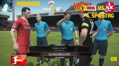 """Let's Play FIFA 16 Trainer Karriere #008 """"Union Berlin vs FCK"""" [XBox360 ..."""