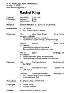 19 Best Contoh Resume Creative images | Creative cv, Resume ... Contoh Curriculum Vitae Untuk Beasiswa on