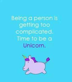 Unicorns, I love them
