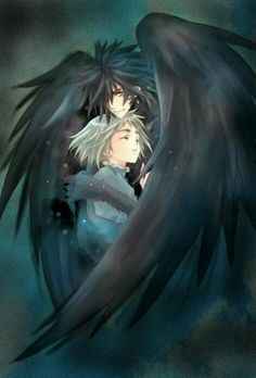 Sophie y Howl // el castillo ambulante-Howl no Ugoku Shiro