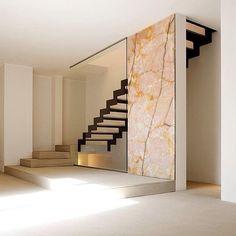 Tonal… #GrupoTenerife #interiors #interiordesign #staircase #marble #CHinspiration #carriehayden #haydencollective
