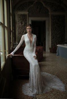 Bộ sưu tập váy cưới của Berta thu đông 2014