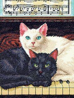 "Dimensions ""Ebony and Ivory"" Counted Cross Stitch Kit, Mu... https://www.amazon.co.uk/dp/B003PTLESK/ref=cm_sw_r_pi_dp_x_ktjazbWE1T8SH"