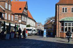 Ribe Denmark medieval town