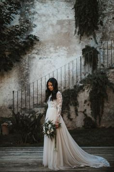 Romantic And Elegant Destination Wedding In Puglia Italy With Outdoor Ceremony And Reception With Bride In Hermione De Paula And Images From James Frost