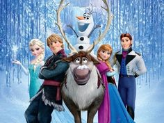 Which Frozen Character Are You?