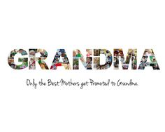 Gifts for Grandma, Grandmother, Grandparent, Mother's Day Gift, Personalized Photo Collage, Custom Made from your Photographs, Art Print by LuluBluePhoto on Etsy https://www.etsy.com/listing/496616174/gifts-for-grandma-grandmother