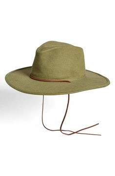 Brixton 'Ranger' Canvas Hat