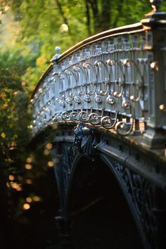 detail, kenneth verburg vondelpark bridge, amsterdam, the netherlands Art Et Nature, Iron Work, Covered Bridges, Belle Photo, Belgium, Dutch, Beautiful Places, Stunningly Beautiful, Places To Visit