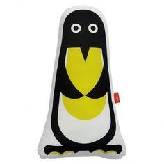 Bibu penguin cushion