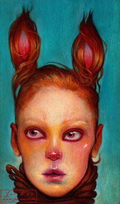 Ginger by Jel Ena by medusainfurs on DeviantArt