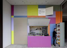 The Gourmet Tea by Alan Chu, São Paulo store design 4
