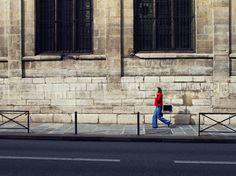 Red, Paris