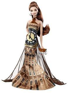 BIG BEN Landmark Barbie