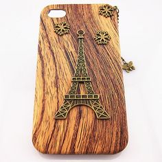 Cool! Handmade Retro Eiffel Tower Iphone 5 Case just $15.9 from ByGoods.com! I can't wait to get it!