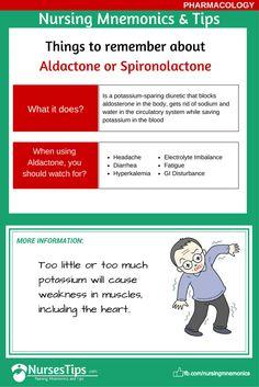 Nurses Mnemonics and Tips