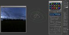 making-of-the-tomcak_house_domelight.jpg - Ronen Bekerman - 3D Architectural Visualization & Rendering Blog
