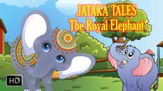 #Jataka #Tales - The Royal Elephant - #ShortStories for #Children - #Animation #Cartoon #StoriesforKids