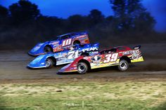 Fans saw an awesome show tonight at Muskingum County Speedway! Full results: https://racingnews.co/2017/07/03/muskingum-county-speedway-results-july-3-2017-lucas-oil-late-model-dirt-series/ #muskingumcountyspeedway