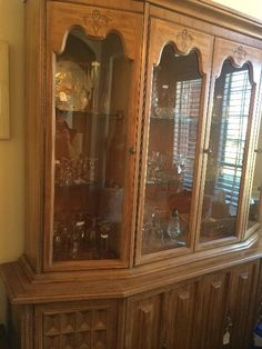 China cabinet & crystal items.  New Divide & Conquer sale starting this Thursday, March 3-5; check out the details here:  http://divideandconquerofeasttexas.com/nextsales.php  #estatesales #consignments #consignment #tyler #tylertx #tylertexas #organizing #organizers #professionalorganizer #professionalorganizers #movingsale #movingsales #moving #sale #divideandconquer #divideandconquerofeasttexas #divideandconquereasttexas #marthadunlap #martha #dunlap