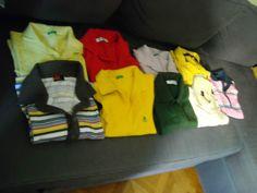 Lotto camicie polo uomo ragazzo maniche corte Benetton, kappa tg: M/L. Nel mio ebay: outletdelusato