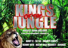 KINGS OF THE JUNGLE Photo:  This Photo was uploaded by FlyerPrintersUK. Find other KINGS OF THE JUNGLE pictures and photos or upload your own with Photob...