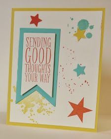 stamping sanity: Good Thoughts