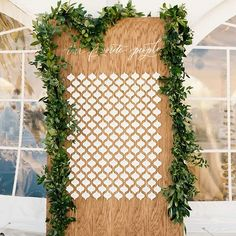 Calligraphy Tile Escort Display with Our Favorite People with Annapolis Film Wedding Photographer, Renee Hollingshead at Herrington on the Bay with Adriana Marie Events, Crimson & Clover Floral Design, Grove Lettering Co, White Glove Rentals, and more as seen on Wedding Chicks.