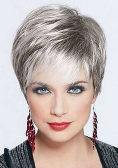 Short Hairstyles For Women Over 50   Short Hairstyles Reference