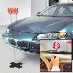 garage parking assist